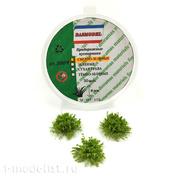 3089 DasModel 1/35 Roadside shrub, light green, 8 mm, 40 PCs.