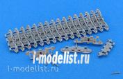 MTL-35201 MasterClub 1/35 Tracks inlaid iron Merkava Mk.I