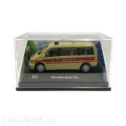 710071-4 Cararama 1/72 Модель автомобиля Mercedes-Benz Vito