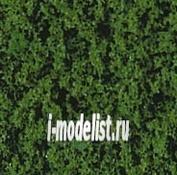 1582 Heki Материалы для диорам Плотная листва темно-зеленая 28x14 см