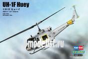 87230 HobbyBoss 1/72 Вертолет UH-1F Huey