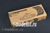 02051 Trumpeter 1/35 T-64 WorkableTrack links