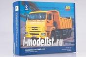 1312AVD AVD Models 1/43 КАМАЗ-6540 8x4 самосвал (рестайлинг)