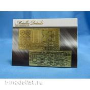 MD14444 Metallic Details 1/144 Фототравление для Cuperjet 100