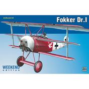 7438 Edward 1/72 Fokker Dr. I