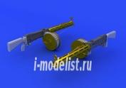 632070 Eduard 1/32 MG 14 Parabellum пулемёт Первой Мировой