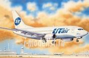 14421 Восточный экспресс 1/144 Авиалайнер Б 735 Utair