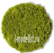 3388 Heki Материалы для диорам Модельный флок. Лиственный покров светло-зеленый, крупный 200 мл
