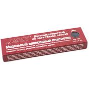 6204 JAS Эпоксидный пластилин, темно-серый, 100 гр
