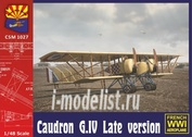 CSM1027 Copper State Models 1/48 Caudron G.IV Late version
