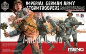 HS-010 Meng 1/35 Imperial German Army Stormtroopers