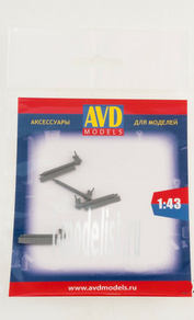 AVD143002104 AVD Models 1/43 Колонка, 4 шт