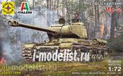 307202 Modeler 1/72 Soviet tank is-2