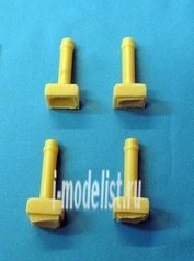 35732 Комбат 1/35 Придорожные столбики (4 штуки)