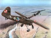 A112 Azur 1/72 Самолет PZL P.11c
