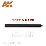 AK4184 AK Interactive DETAILING GRAPHITE LEAD PENCIL / Graphite pencil for details