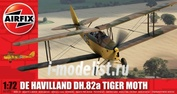 1025 Airfix 1/72 De Havilland DH.82a Tiger Moth