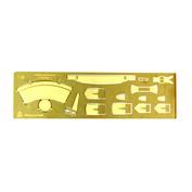 035205 Микродизайн 1/35 Набор шанцевого инструмента
