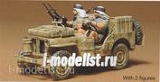 35033 Tamiya 1/35 Английский джип SAS
