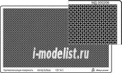000206 Микродизайн Профнастил (95х55мм) тип 5, рубец четырёхлистник