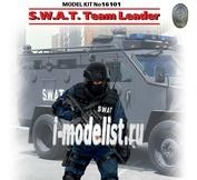 16101 ICM 1/16 Командир группы S.W.A.T.