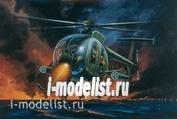 0017 Italeri 1/72 Вертолет AH - 6 Night Fox