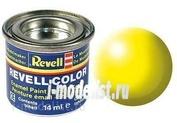 32312 Revell Краска светящаяся желтая RAL 1026  шелково-матовая