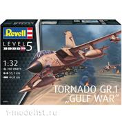 03892  Revell 1/32 Истребитель-бомбардировщик Tornado GR Mk1 RAF