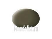 36146 Revell Aqua - olive matte paint