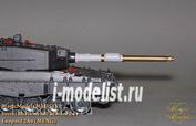 MM35153 Magic Models 1/35 Ствол Rheinmetall Rh 120mm L/44. Leopard 2A4
