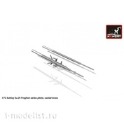 MA7217 Armory 1/72 Pitot Tube, PVD for su-25