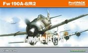 8175 Eduard 1/48 Модель самолета Fw 190A-8/R2