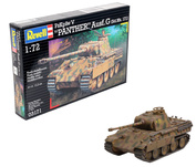 03171 Revell 1/72 Танк PzKpfw V Panther Ausf.G (Sd.Kfz. 171)