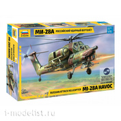 7246 Zvezda 1/72 Russian attack helicopter