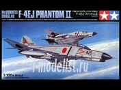 61605 Tamiya 1/100 F-4EJ Phantom II