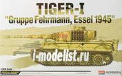 13299 Academy 1/35 Special Edition Tiger-I