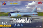 72026 ModelSvit 1/72 Самолет Як-1000