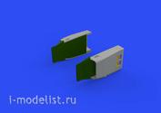 648510 Eduard 1/48 Набор дополнений МuГ-23БН воздухозаборники