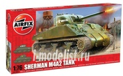 1303 Airfix 1/76 Sherman M4 Mk1 Tank