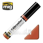 AMIG3511 Ammo Mig RED PRIMER (Oil paint with thin brush applicator)