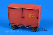 320 097 Aires 1/32 USAF F-2A spill trailer