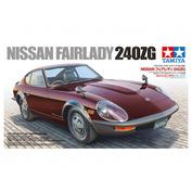 24360 Tamiya 1/24 Автомобиль Nissan Fairlady 240ZGT-R
