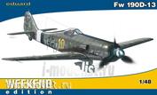 84106 Eduard 1/48 Самолет Fw 190D-13