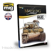 AMIG6210 Ammo Mig MODELLING SCHOOL - HOW TO MAKE MUD IN YOUR MODELS (English)
