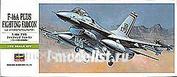 00231 Hasegawa 1/72 F-16A Plus Fighting Falcon
