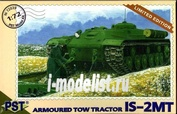 72039 Pst 1/72 Ис-2mt Armoured Tow Tractor