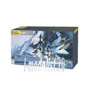 81047 Heller 1/400 Корабль Lutzow