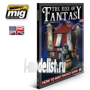 EURO-0006 Ammo Mig THE RISE OF FANTASY (English Version)