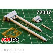 AMG72007 Amigo Models 1/72 Водило буксировочное для Туполев-22К