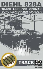 AF35168 AFVClub 1/35 Track Link for German Schutzenpanzer Marder